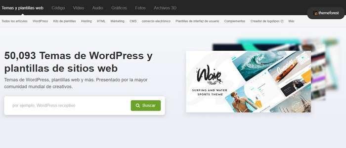 diseñar-una-web-sin-codigo-themeforest